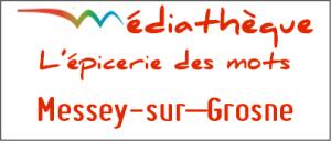 logo médiathèque messey